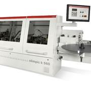 Производительный и компактный станок olimpic K 560, создан для многочасового использования со скоростью 16 м/ Olimpic k 560 фото