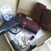 Сигнальный пистолет МР-371 фото