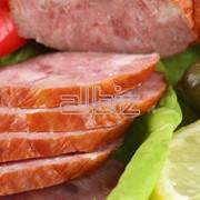 Изделия колбасные варено-копченые фото