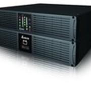 """Источник бесперебойного питания Delta R-Series On-Line 1kVA/700W, без АКБ; в комплекте крепления для установки в 19"""" (GES102R202035) фото"""