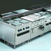 Оборудование для кухни ресторана фото