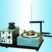 Аппарат ТВО (температура вспышки в открытом тигле) фото