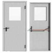 Подъездные двери под заказ фото