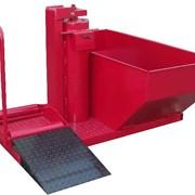 Ванна для проверки герметичности колес грузовых автомобилей фото