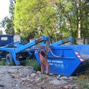 Вывоз мусора, строительных, негабаритных, производственных, бытовых отходов фото