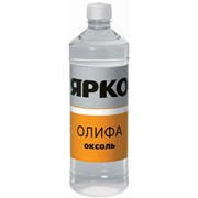 "Олифа ""Оксоль"" ЯРКО фото"