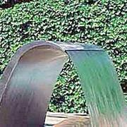 Водный занавес Дугообразная труба фото