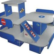 Набір Ігровий Паркінг дитячий СТО фото