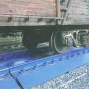 Весы вагонные типа 'РД' фото
