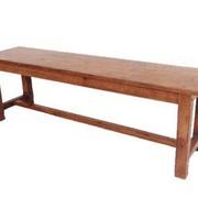 Мебель деревянная садовая и дачная фото