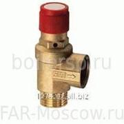 "Предохранительный клапан 1/2"", ВР-НР, 10 бар, артикул FA 2004 121200 фото"