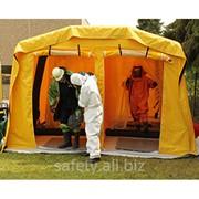 Палатка дезактивационная PZ 17 2 L фото