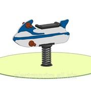 Качалка на пружине модель A02-2 фото