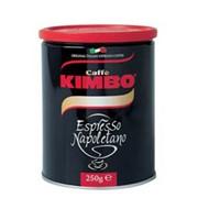 Кофе молотый KIMBO ESPRESSO NAPOLETANO фото