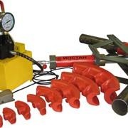 Трубогиб гидравлический с электроприводом ТГЭ фото