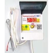 Терморегулятор 0-100 фото