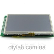 LCD TFT 4.3inch 480x272 Resistive touchscreen фото