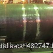 Ресиверы воздуха (воздухосборник) Воздухосборники: Воздухосборник В-0,5 фото