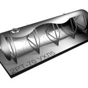 Резервуар двустенный с опорами 2РТ-70 фото