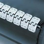Соединение транспортерной ленты (заклепка) фото