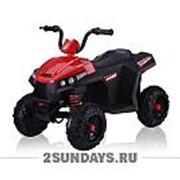 Детский квадроцикл на аккумуляторе T111TT красный фото