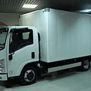 Фургон промтоварный ISUZU NMR85H (ISUZU ELF 3.5), 4х2 фото