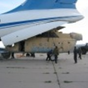 Доработка салона вертолета фото