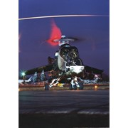Исследование технического состояния вертолетов в местах их эксплуатации фото
