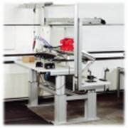 Эргономические рабочие места на базе модульной системы конструкционного профиля ITEM MB Building Kit System фото