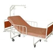 Прокат кровати медицинской 2-сек механической фото