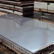 Лист нержавеющий AISI 201 0.8х1000х2000 мм полированный и матовый фото