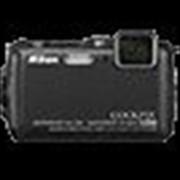 Фотоаппарат Nikon Coolpix AW120 черная фото