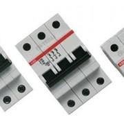 Автоматический выключатель АВВ фото