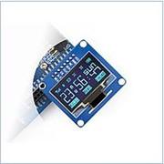 Графічний дисплей LCD OLED 1.3'' 128x64 SPI/I2C Blue фото