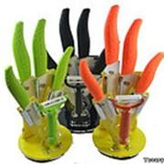 Керамические ножи Rainbow фото