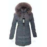 Пальто зимнее подростковое 777 фото
