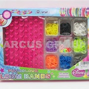 Набор для плетения браслетов LOOM BANDS фото