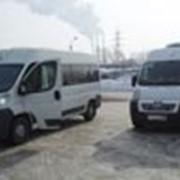 Микроавтобус Peugeot Boxer фото