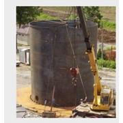 Монтаж и капитальный ремонт стальных резервуаров фото