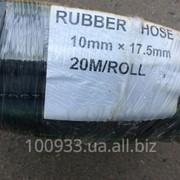 10 маслобензостойкий рукав, 10*17.5-1,0 ГОСТ 10362-76 внутренний диаметр 6мм с нитяным усилением фото