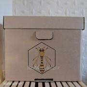 Гофроящик для пчелопакетов фото