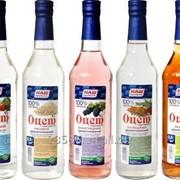 Уксус спиртовой виногрдный аромат 6%, код: 4402018 фото
