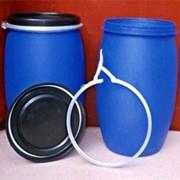 Бочка пластиковая на 120 литров фото