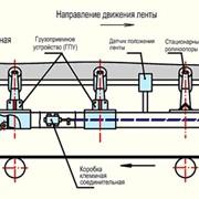 Весы непрерывного действия конвейерные автоматические ВНКА фото
