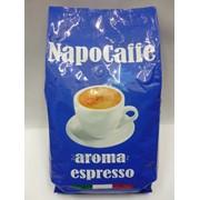 Итальянский зерновой кофе Napo Caffe Aroma Espresso, 1 кг фото