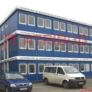 Сборно-разборное офисное здание фото