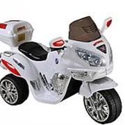 Электромотоцикл Moto HJ 9888 белый фото