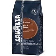 Кофе Lavazza SUPER CREMA фото
