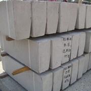 Блок бетонный Б-5 фото