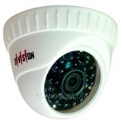 Видеокамера цветная купольная DI-135IR24IP фото